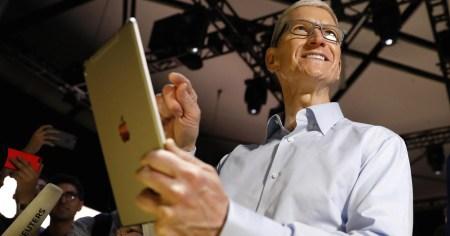 Европейский суд отказал Xiaomi в регистрации товарного знака «MiPad» из-за его схожести с «iPad»