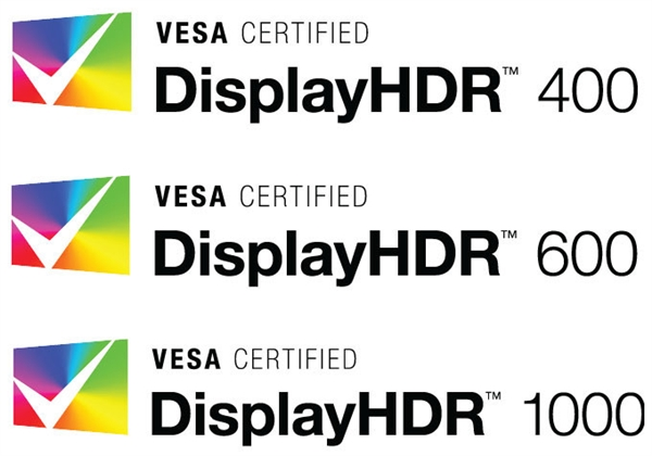 VESA представила открытый стандарт DisplayHDR для мониторов, телевизоров и встроенных дисплеев
