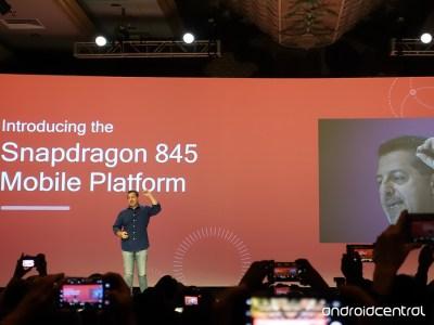 Qualcomm представила SoC Snapdragon 845, но не раскрыла ее характеристики