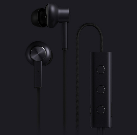 Новые наушники Xiaomi с активным шумоподавлением и 3,5-мм разъёмом стоят $45