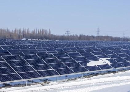 Канадский инвестор построил в Никополе солнечную электростанцию мощностью 10 МВт