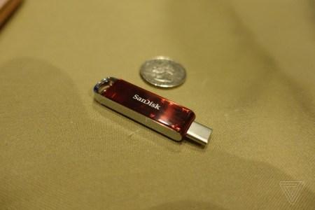 Western Digital представила самую маленькую в мире флэшку объемом 1 ТБ с разъемом USB-C и ряд других устройств хранения данных