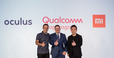 Гарнитура Oculus Go построена на SoC Snapdragon 821 и будет производиться компанией Xiaomi