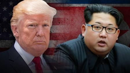 Ким Чен Ын напомнил США о ядерной кнопке, которая всегда у него под рукой. Трамп заявил, что его кнопка «намного больше, мощнее и она действительно работает!»