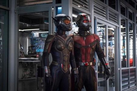 Первый трейлер супергеройского фильма «Человек-муравей и Оса» / Ant-Man and The Wasp