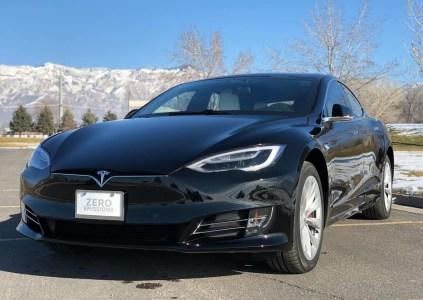 Tesla Model S превратили в самый быстрый «броневик» в мире, а также использовали для экстренных вызовов в частной пожарной службе