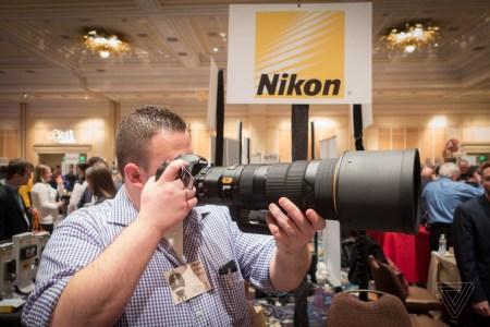 Nikon представила безумно дорогой ($12 399) «супер-телеобъектив» со встроенным телеконвертором
