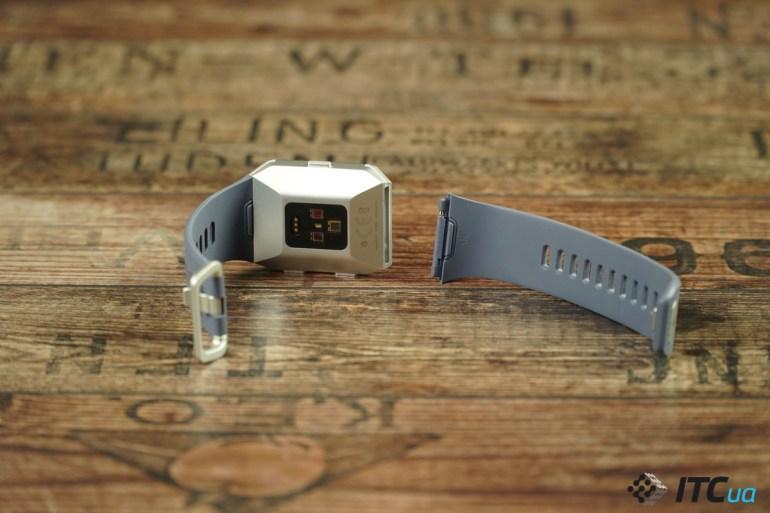 Обзор спортивных часов Fitbit Ionic