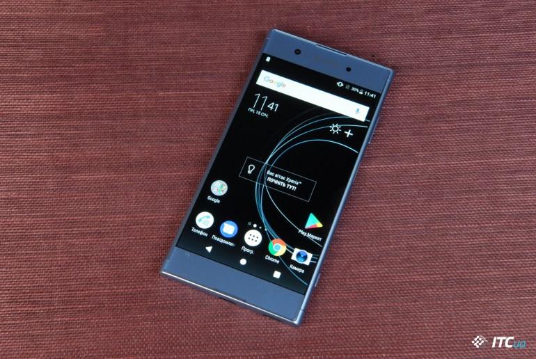 Обзор Sony Xperia XA1 Plus