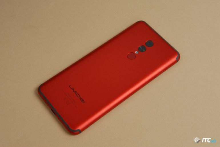 Обзор смартфона UMIDIGI S2