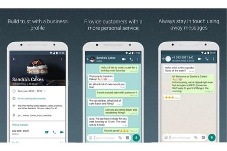 Facebook выпустила специальную версию WhatsApp для бизнеса, но пока лишь на Android и для нескольких стран