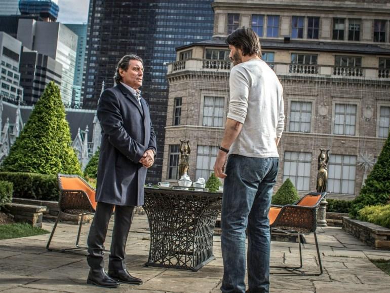 """Канал Starz начал работу над сериалом """"The Continental"""" / """"Континенталь"""" по вселенной наемного убийцы Джона Уика"""