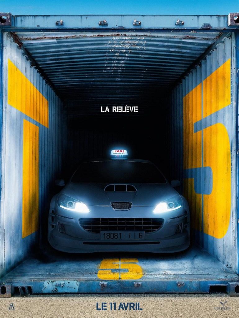 """Вышел первый трейлер фильма Taxi 5 / """"Такси 5"""" от Люка Бессона, премьера состоится 11 апреля 2018 года"""