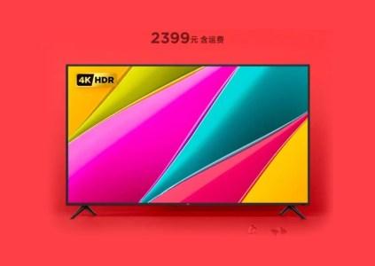 Xiaomi анонсировала 50-дюймовый телевизор Mi TV 4A с 4K, HDR10+ и умными функциями по цене $372