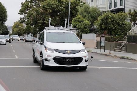 Мотоциклист подал в суд на General Motors из-за аварии с участием самоуправляемого Chevrolet Bolt