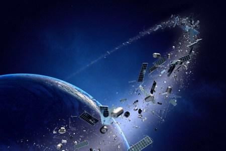 Китайские учёные предлагают уничтожать космический мусор при помощи орбитальных лазерных станций