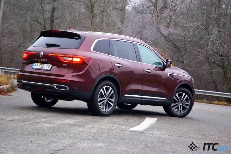 Renault Koleos: круто выглядит, мягко едет, просторный салон - лидер класса?