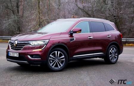 Renault Koleos: круто выглядит, мягко едет, просторный салон — лидер класса?