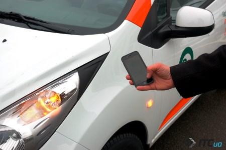 Автомобиль в смартфоне: 10 вопросов и ответов о каршеринге в Киеве