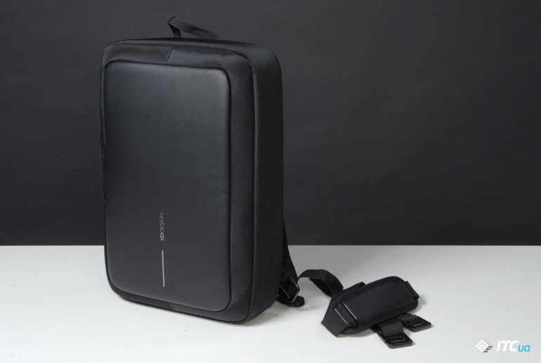 Обзор рюкзака XD Design Bobby Bizz Anti-theft Backpack & Briefcase