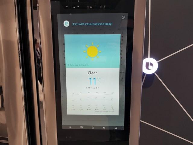 Samsung Forum 2018: говорящий холодильник, умная стиральная машина и робот-пылесос - ITC.ua