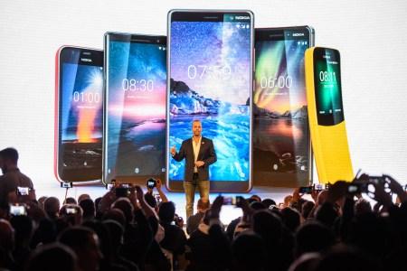 Nokia намерена через 3-5 лет войти в пятерку крупнейших производителей смартфонов
