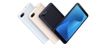 Смартфон ASUS Zenfone Max M1 оснастили 5,7-дюймовым экраном 18:9 и аккумулятором на 4130 мА∙ч
