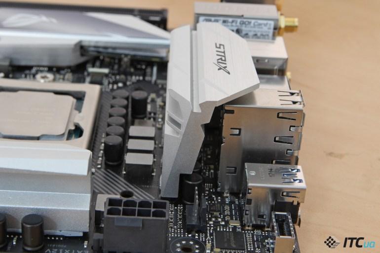 Обзор платы ASUS ROG STRIX Z370-I GAMING: компактный формат для Coffee Lake