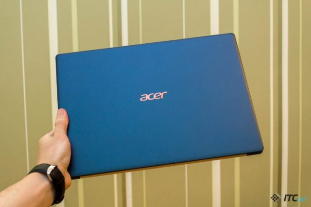 Обзор ноутбука Acer Swift 5 - ITC.ua
