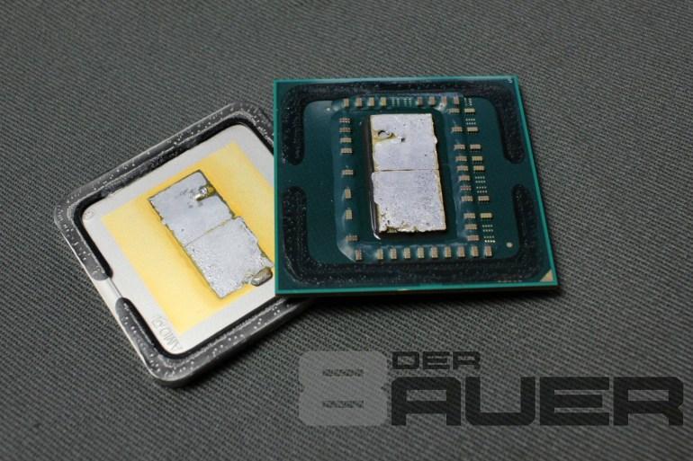 Для процессоров AMD Ryzen 2-го поколения будет использоваться припой