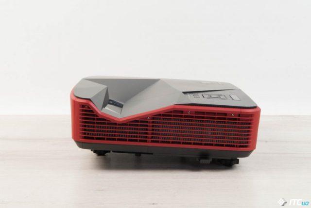 Обзор игрового проектора Acer Predator Z850 - ITC.ua