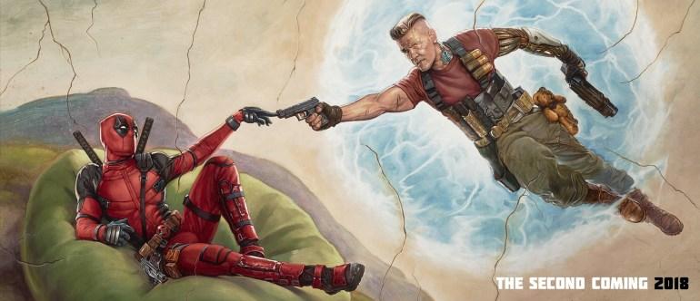 """Вышел первый полноценный трейлер фильма Deadpool 2 / """"Дэдпул 2"""", в котором нас знакомят с Кейблом"""