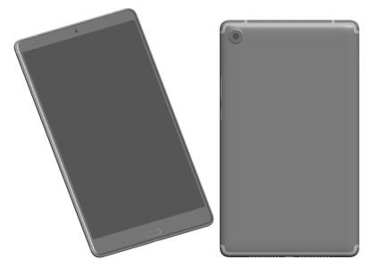 Стали известны характеристики и цены разных версий планшета Huawei MediaPad M5