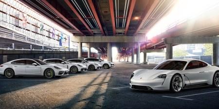 Porsche объявил, что вдвое увеличивает размер инвестиций в разработку электромобилей — с 3 до 6 млрд евро