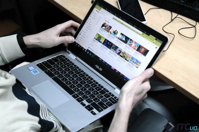 Год без «операционной системы» или опыт работы на Chrome OS - ITC.ua