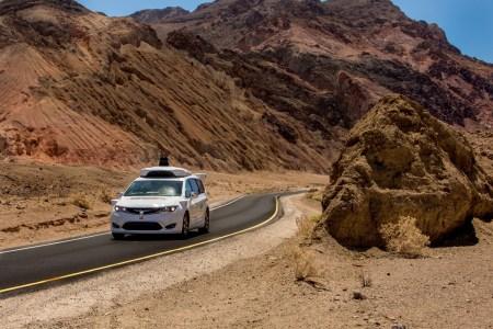 За 2017 год беспилотники Waymo проехали 3,2 млн км по реальным дорогам США и 4,3 млрд км в виртуальном мире симуляций