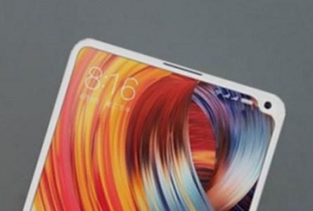 Слухи: У безрамочного смартфона Xiaomi Mi Mix 2S не будет «выреза» а-ля iPhone X, фронтальную камеру разместят в скругленном «уголке»