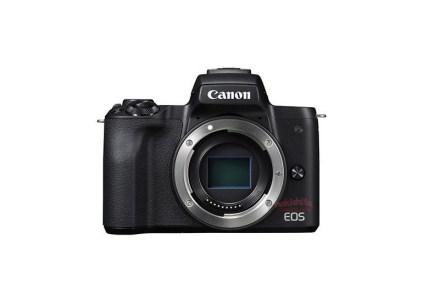 Новая беззеркальная камера Canon M50 получила поддержку записи видео в разрешении 4K