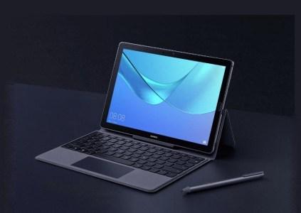 Huawei анонсировала планшеты MediaPad M5 с 8,4- и 10,8-дюймовым дисплеями по цене от €350