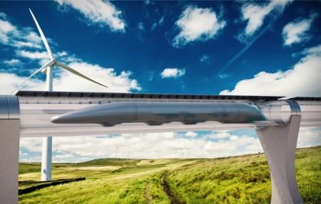 Министерство инфраструктуры словило Hype: Hyperloop будут тестировать в Днепре