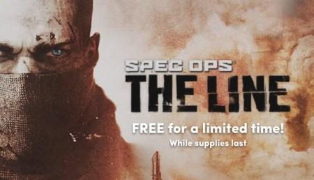 Получите бесплатную копию военного шутера Spec Ops: The Line в Humble Store