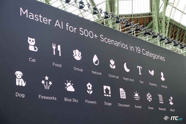 Первый взгляд на Huawei P20 Pro, P20 и Mate RS Porsche Design