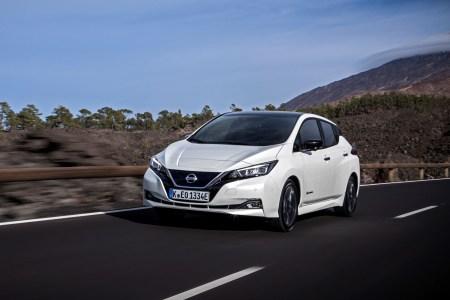 К 2022 году Nissan собирается представить восемь новых электромобилей и довести продажи электрических моделей до отметки 1 млн экземпляров в год