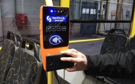 КГГА обязала перевозчиков оснастить маршрутки валидаторами для электронного билета