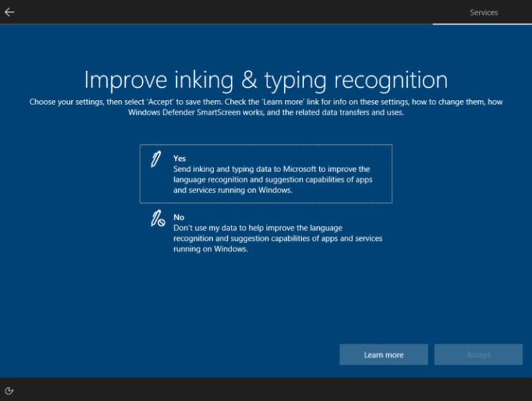 В Windows 10 улучшат работу с настройками конфиденциальности и позволят просматривать передаваемые в Microsoft данные
