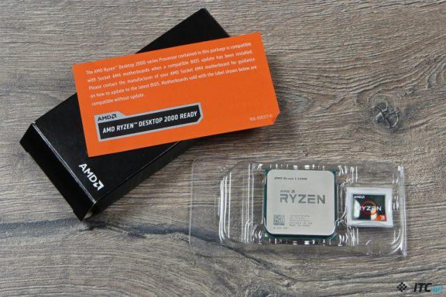 Обзор процессоров Ryzen 3 2200G и Ryzen 5 2400G: с графикой Vega наперевес - ITC.ua