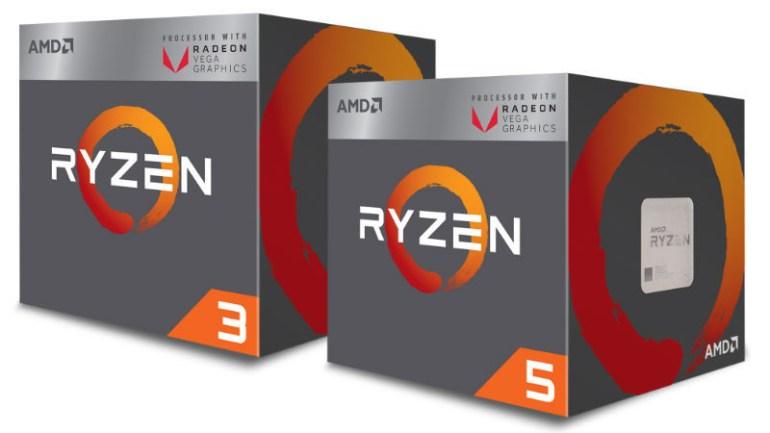 Обзор процессоров Ryzen 3 2200G и Ryzen 5 2400G: с графикой Vega наперевес