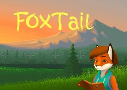FoxTail: студентка-лисичка в поисках волшебного гриба