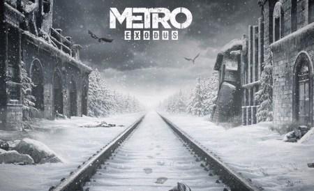 Видео: техно-демо Metro: Exodus с использованием трассировки лучей NVIDIA RTX