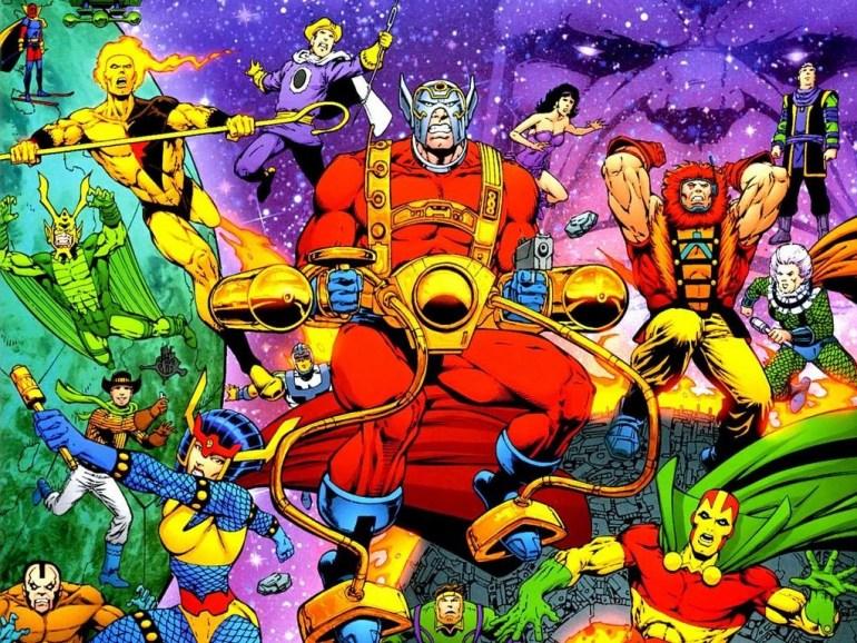 """Режиссер """"Излома времени"""" Ава Дюверней срежиссирует экранизацию супергеройского комикса New Gods / """"Новые Боги"""", которая призвана расширить DC Extended Universe"""